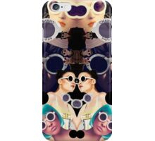 The glasses iPhone Case/Skin