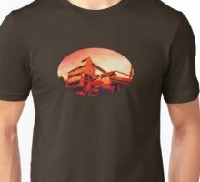 The Notch-- South Amherst/South Hadley, MA Unisex T-Shirt