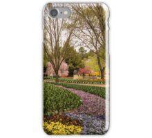 Spring Garden iPhone Case/Skin
