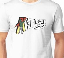 R GRAFFITI Unisex T-Shirt