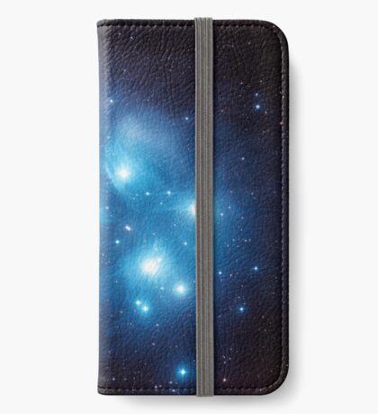 Pleiades Star Cluster iPhone Wallet/Case/Skin