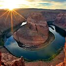Horsehoe Bend, Page Arizona, Colorado River... by Peter Doré