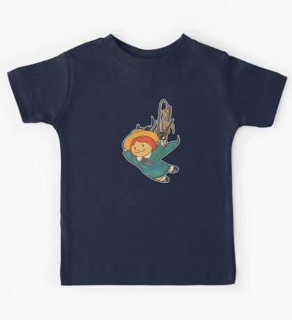 Madeline Tactical Ops Kids Tee