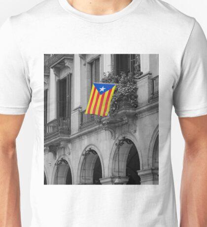 Barcelona - Estelada Unisex T-Shirt