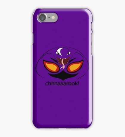 Charbok! iPhone Case/Skin