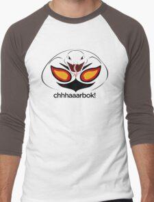 Charbok! Men's Baseball ¾ T-Shirt