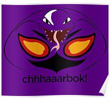 Charbok! Poster