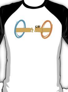 Its Portals Time! T-Shirt