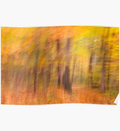 Autumn Spirits Poster