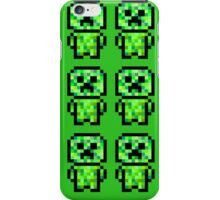 c-r-e-e-p-e-r iPhone Case/Skin