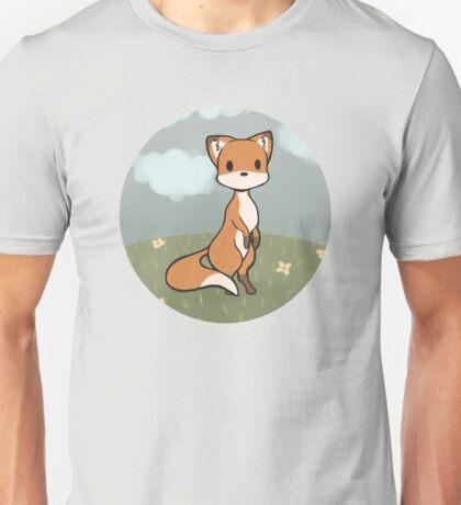 Upright Fox Unisex T-Shirt