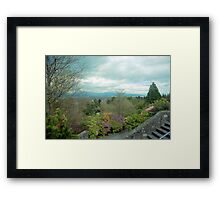 Garden City, Vancouver BC Framed Print