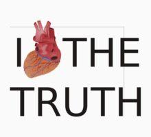 I love (heart) the TRUTH Kids Tee