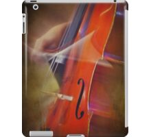 Sweet Cello Music iPad Case/Skin