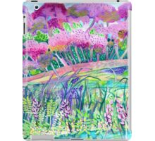 Spring is Sprung iPad Case/Skin