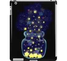 starry jar iPad Case/Skin