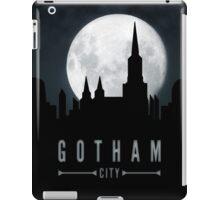 Gotham Moon iPad Case/Skin