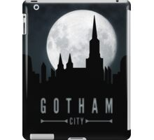 Gotham Moon iPad Case/Skin