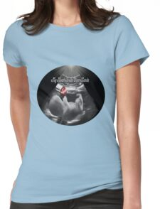 。◕‿◕。YOU GAVE ME LIFE..MY HEART IS IN YOUR HANDS PRO LIFE TEE SHIRT 。◕‿◕。 Womens Fitted T-Shirt