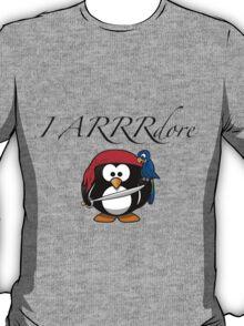 I adore (arrrdore) Pirates T-Shirt