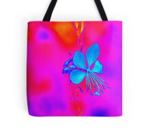 abstract flower in the garden Tote Bag