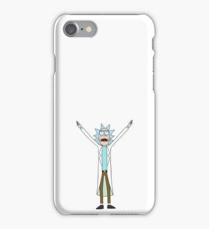 The Rick Dance iPhone Case/Skin