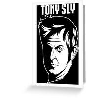 Tony Sly Greeting Card