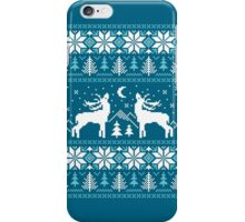 Norwegian wood iPhone Case/Skin