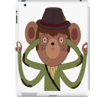 Party Pat Enlightenment  iPad Case/Skin