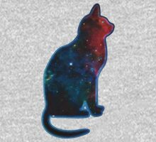 Space cat, Universe, Kosmos, Galaxy, Star Kids Clothes