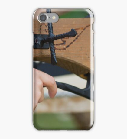 old crossbow iPhone Case/Skin