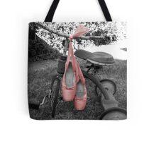 Ballet Shoes III Tote Bag