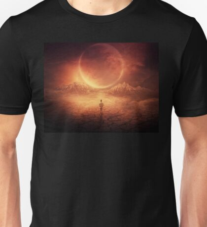 walk on the Red Planet Unisex T-Shirt