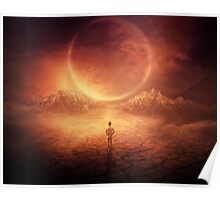 walk on the Red Planet Poster