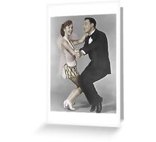 Debbie and Gene Greeting Card