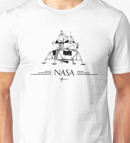 Grumman Original Apollo LEM Artwork Unisex T-Shirt