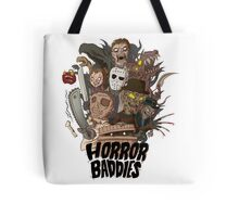 Horror Baddies Tote Bag