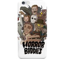 Horror Baddies iPhone Case/Skin