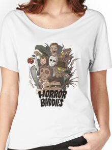 Horror Baddies Women's Relaxed Fit T-Shirt