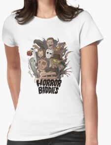 Horror Baddies Womens Fitted T-Shirt