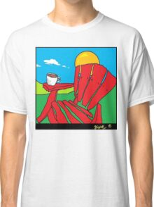 the chair. Classic T-Shirt