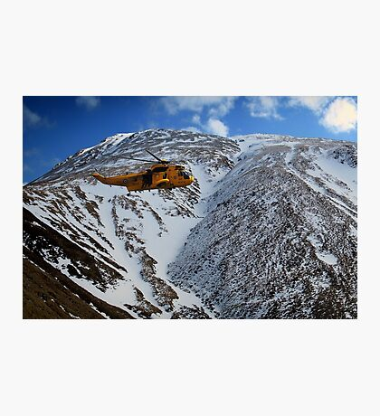 King of Ben Nevis Photographic Print