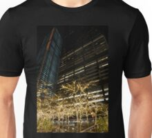 Millions of Christmas Lights in the Heart of Manhattan, New York City Unisex T-Shirt