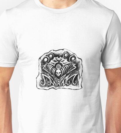 Gothic Composition Unisex T-Shirt