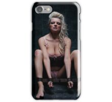 Rima in the Combo Irons iPhone Case/Skin