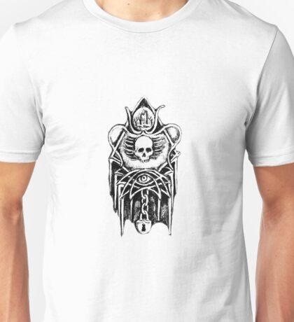 Gothic Mirage Unisex T-Shirt