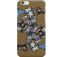 Borderlands The Presequel - The Psycho Psychoing iPhone Case/Skin