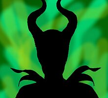 Maleficent by Irenuccia