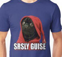 SRSLY GUISE Pug Gif Meme Unisex T-Shirt