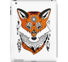 Fox Head iPad Case/Skin